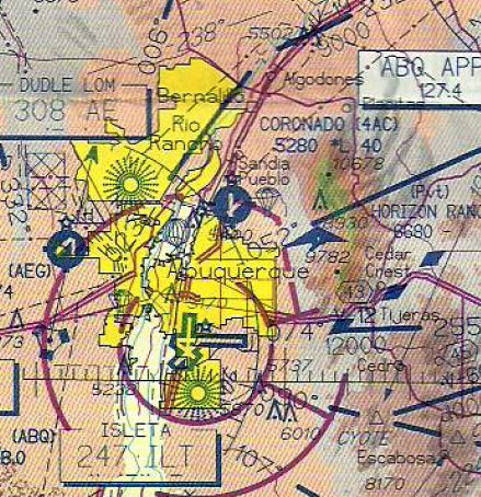 Abandoned & Little-Known Airfields: New Mexico: Albuquerque area