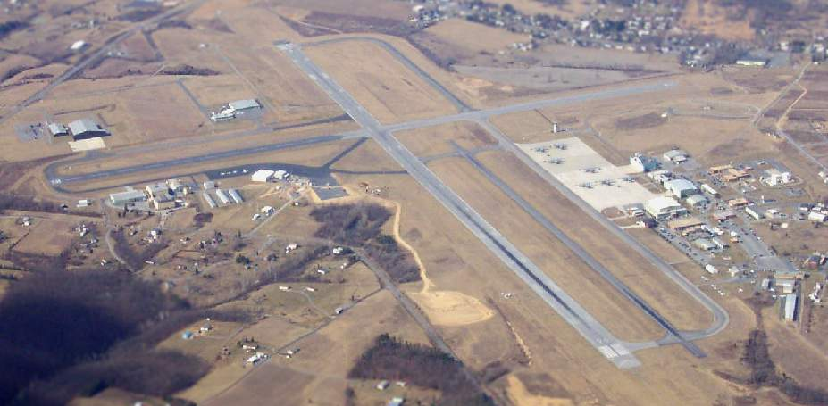 Paul Freeman Airports Where I Ve Landed West Virginia