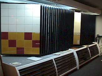 Mosa Tegels Showroom : Mosa