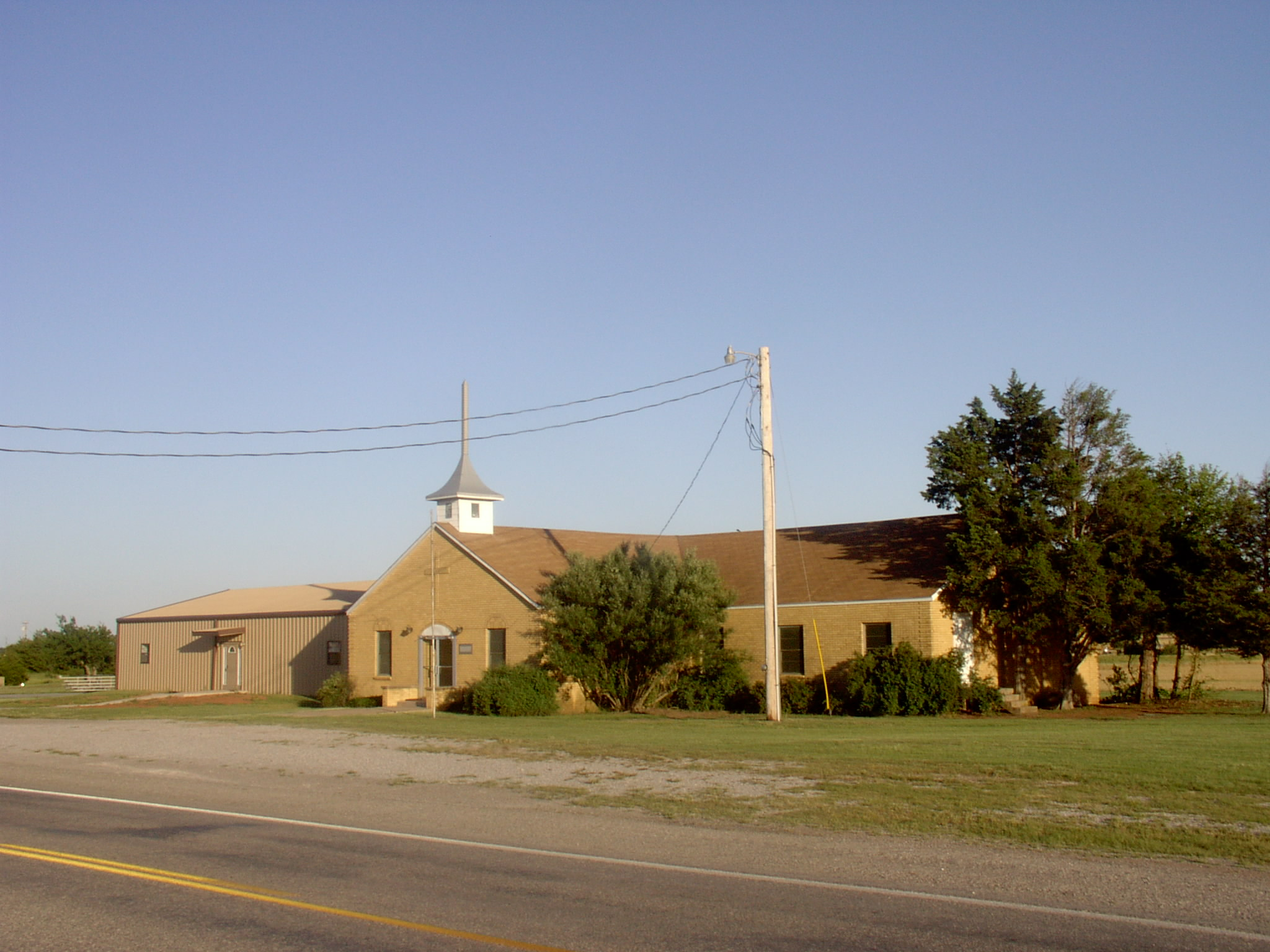Hulen United Methodist Church